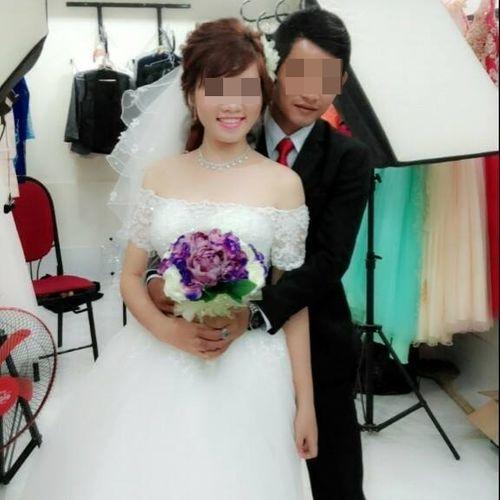 Cô dâu bị sát hại ngay trước ngày cưới: Đau đớn cảnh xe tang thay xe hoa - Ảnh 4