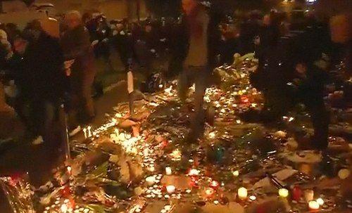 Dân Pháp chạy loạn trong lúc tưởng niệm nạn nhân tại Paris vì nghi xả súng - Ảnh 2