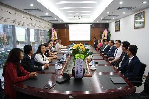 Tăng cường nghĩa vụ pháp lý giữa công ty Luật Việt Nam và Hàn Quốc - Ảnh 1