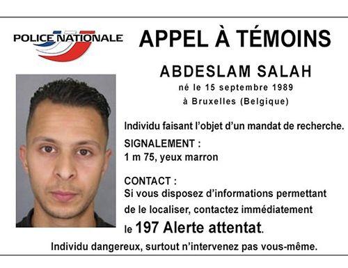 Xuất hiện kẻ tấn công thứ 9 trong vụ khủng bố tại Paris - Ảnh 1