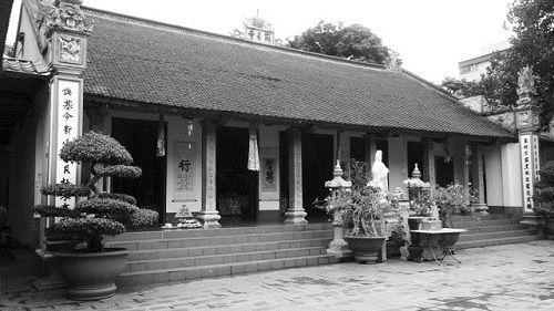 """Nhiều cổ vật quý trong ngôi chùa cổ ở Hà Nội """"biến mất kỳ lạ""""? - Ảnh 1"""