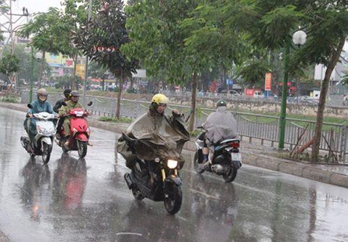 Dự báo thời tiết ngày mai 20/11: Bắc - Trung Bộ mưa dông - Ảnh 1