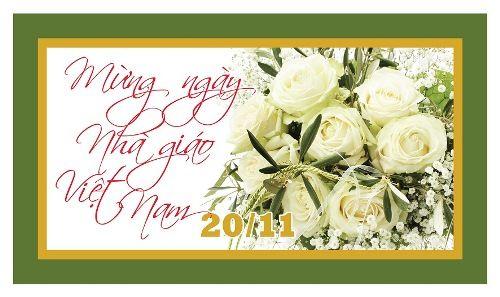 Hình ảnh đẹp 20/11 chúc mừng ngày nhà giáo Việt Nam  - Ảnh 14