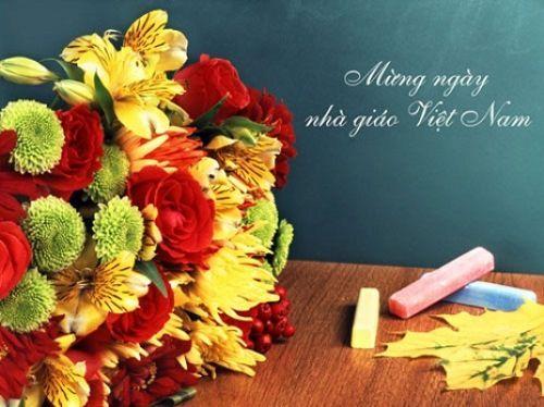 Hình ảnh đẹp 20/11 chúc mừng ngày nhà giáo Việt Nam  - Ảnh 3