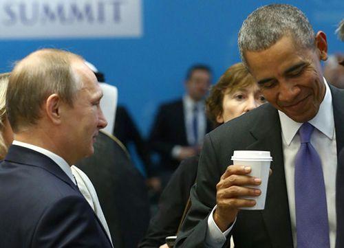 Mỹ cân nhắc hợp tác quân sự với Nga chống IS - Ảnh 1