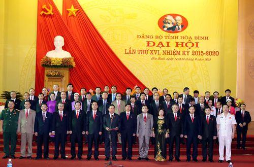 Cả nước hoàn thành Đại hội Đảng bộ cấp tỉnh, bầu 61 Bí thư Tỉnh ủy, Thành ủy - Ảnh 1