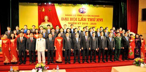 Cả nước hoàn thành Đại hội Đảng bộ cấp tỉnh, bầu 61 Bí thư Tỉnh ủy, Thành ủy - Ảnh 3