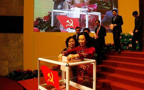 Ông Nguyễn Đức Chung làm Phó Bí thư Hà Nội - Ảnh 1