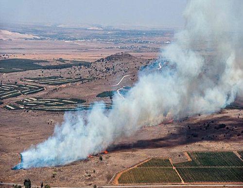 Thổ Nhĩ Kỳ bắn hạ máy bay chiến đấu của Nga  - Ảnh 1