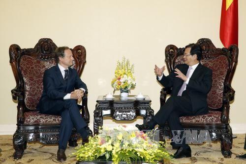Thủ tướng tiếp Đại sứ, Trưởng phái đoàn EU tại Việt Nam - Ảnh 1