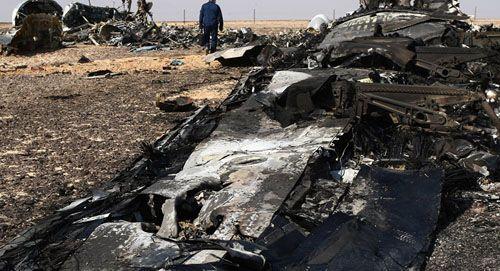 Phát hiện nhiều manh mối trong vụ máy bay Nga rơi - Ảnh 1