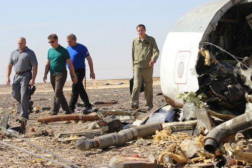 Phát hiện nhiều manh mối trong vụ máy bay Nga rơi - Ảnh 2