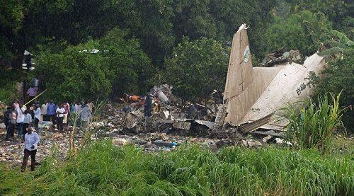 Thêm một vụ tai nạn máy bay Nga, ít nhất 41 người thiệt mạng - Ảnh 1