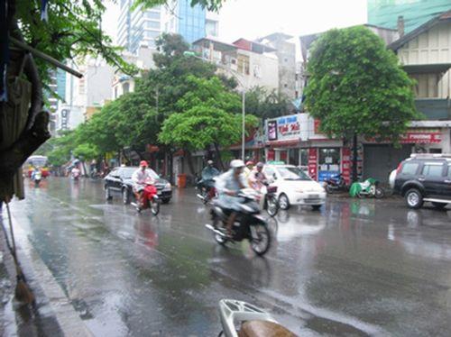 Dự báo thời tiết ngày mai 7/11: Trung - Nam Bộ mưa dông - Ảnh 1