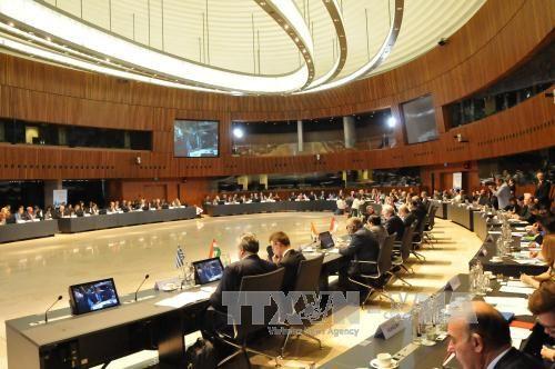 Hội nghị ASEM 12 thúc đẩy hợp tác Á - Âu vì tương lai bền vững - Ảnh 1