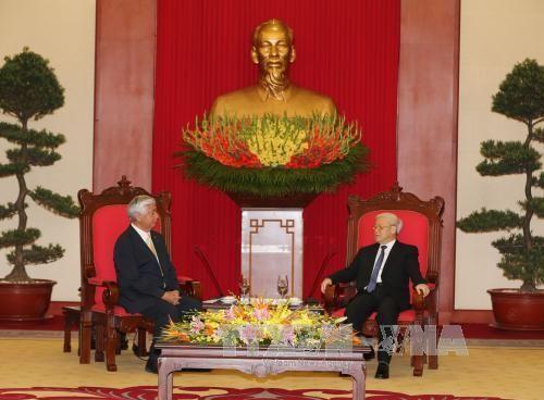 Nhật Bản đặc biệt coi trọng quan hệ với Việt Nam - Ảnh 1