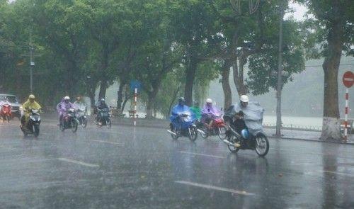 Dự báo thời tiết ngày mai 9/11: Cảnh báo mưa dông ở Bắc Bộ - Ảnh 1