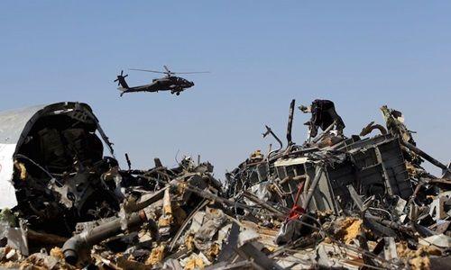 Âm thanh cuối cùng trên máy bay Nga rơi ở Ai Cập là tiếng bom - Ảnh 1