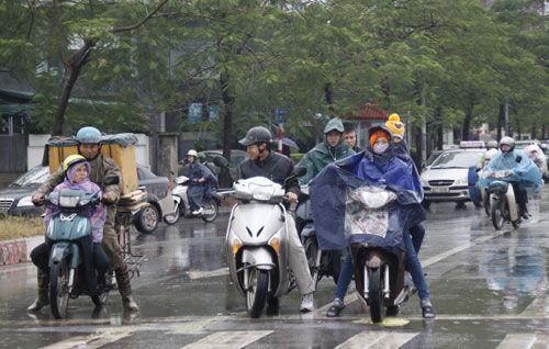 Dự báo thời tiết ngày mai 11/3: Bắc - Trung Bộ mưa rải rác - Ảnh 1