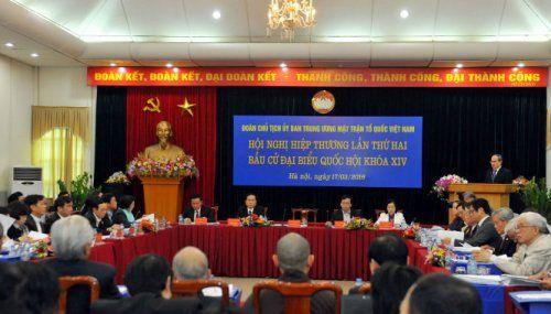 19 ủy viên Bộ Chính trị được giới thiệu ứng cử đại biểu Quốc hội - Ảnh 1