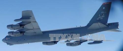 Mỹ sẽ điều máy bay ném bom B-52 không kích IS - Ảnh 1