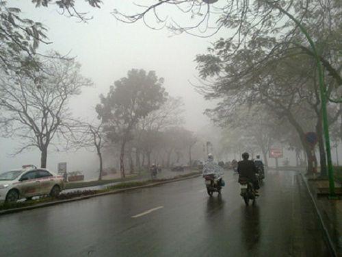 Dự báo thời tiết hôm nay 6/3: Sáng sớm có sương mù và mưa - Ảnh 1