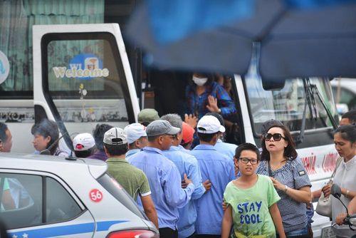 Chùm ảnh: Bến xe Lương Yên trước ngày di dời - Ảnh 3