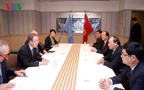 Việt Nam thể hiện có trách nhiệm với thách thức của khu vực, thế giới - Ảnh 5