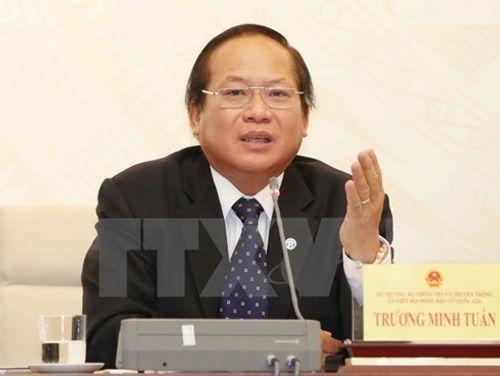 Ông Trương Minh Tuấn chính thức kiêm nhiệm Phó ban Tuyên giáo TƯ - Ảnh 1