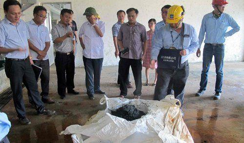 Vụ chôn chất thải: Hợp đồng Formosa và ông Hòa là sai - Ảnh 2