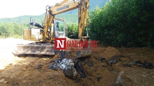 Formosa chôn chất thải: ĐBQH đề nghị xử lý nghiêm cán bộ tiếp tay - Ảnh 1
