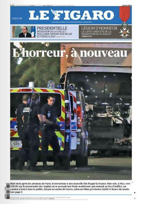 Vụ khúng bố đúng dịp Quốc khánh Pháp, ít nhất 84 người chết - Ảnh 7
