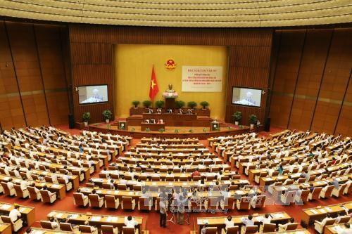 Tổng kết công tác bầu cử Quốc hội và HĐND các cấp - Ảnh 1