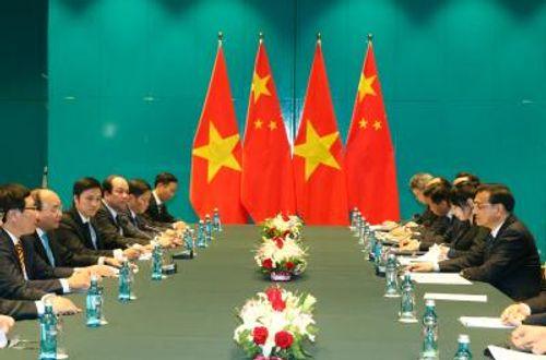 TTXVN bác bỏ thông tin sai lệch của báo chí Trung Quốc về vấn đề Biển Đông - Ảnh 1