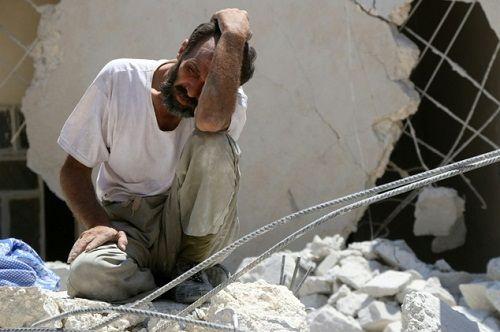 Không kích nhầm, Mỹ làm 56 thường dân tại Syria thiệt mạng - Ảnh 1