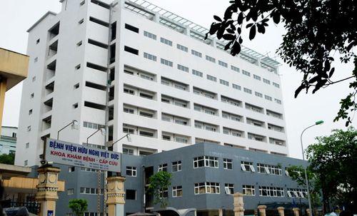 Bác sĩ bệnh viện Việt Đức mổ nhầm chân bệnh nhân - Ảnh 1