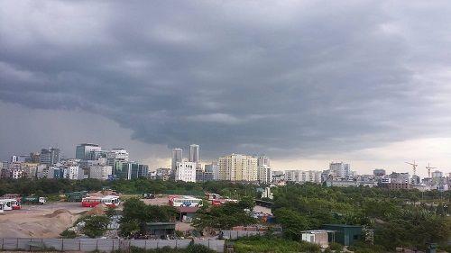 Dự báo thời tiết ngày mai 21/7: Đêm và sáng có mưa - Ảnh 1