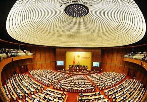 Hôm nay khai mạc trọng thể kỳ họp thứ nhất Quốc hội khóa XIV - Ảnh 1