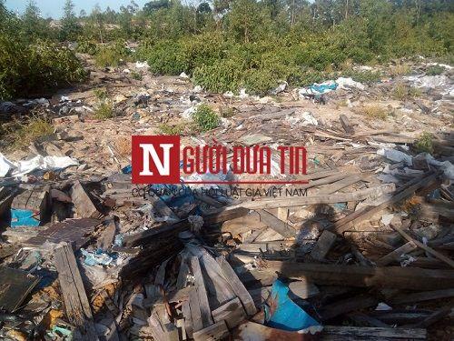 Thêm 2ha chôn chất thải của Formosa: Tại sao chính quyền không biết? - Ảnh 1