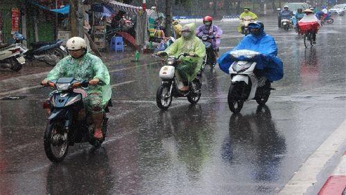 Dự báo thời tiết ngày mai 23/7: Nam Bộ mưa dông - Ảnh 1