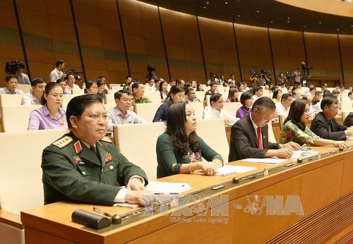 Quốc hội bầu Chủ tịch Hội đồng Dân tộc, Chủ nhiệm Ủy ban của Quốc hội - Ảnh 1