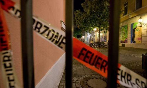 Nổ lớn tại quán bar ở Đức: Nghi tiếp tục khủng bố, 13 người thương vong - Ảnh 4