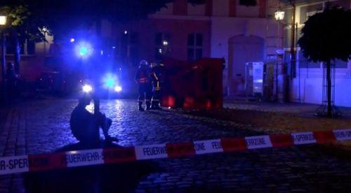 Nổ lớn tại quán bar ở Đức: Nghi tiếp tục khủng bố, 13 người thương vong - Ảnh 1