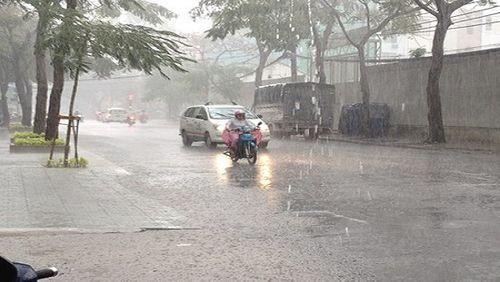 Dự báo thời tiết hôm nay 28/7: Cả nước mưa dông mạnh - Ảnh 1