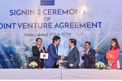 Bitexco và Mitsubishi thành lập Liên doanh phát triển dự án nhà ở tại Hà Nội - Ảnh 2