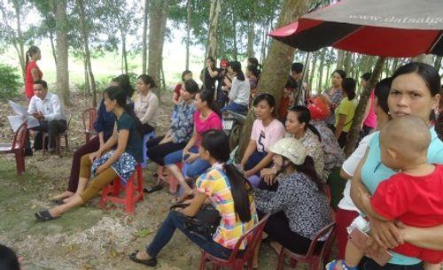 376 giáo viên tại Thanh Hóa bất ngờ bị chấm dứt hợp đồng - Ảnh 1