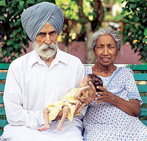 Câu chuyện của bà mẹ 72 tuổi bất chấp tính mạng để sinh con - Ảnh 3