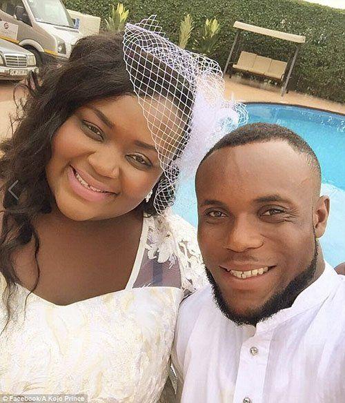Cô nàng 130kg trở thành cô dâu hạnh phúc nhất được dân mạng ngưỡng mộ - Ảnh 1