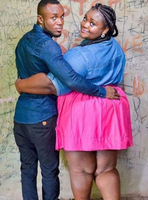 Cô nàng 130kg trở thành cô dâu hạnh phúc nhất được dân mạng ngưỡng mộ - Ảnh 3