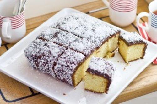 Trổ tài làm bánh Lamington nhiều hương vị ngon tuyệt - Ảnh 7